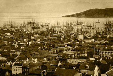 San Francisco in 1891