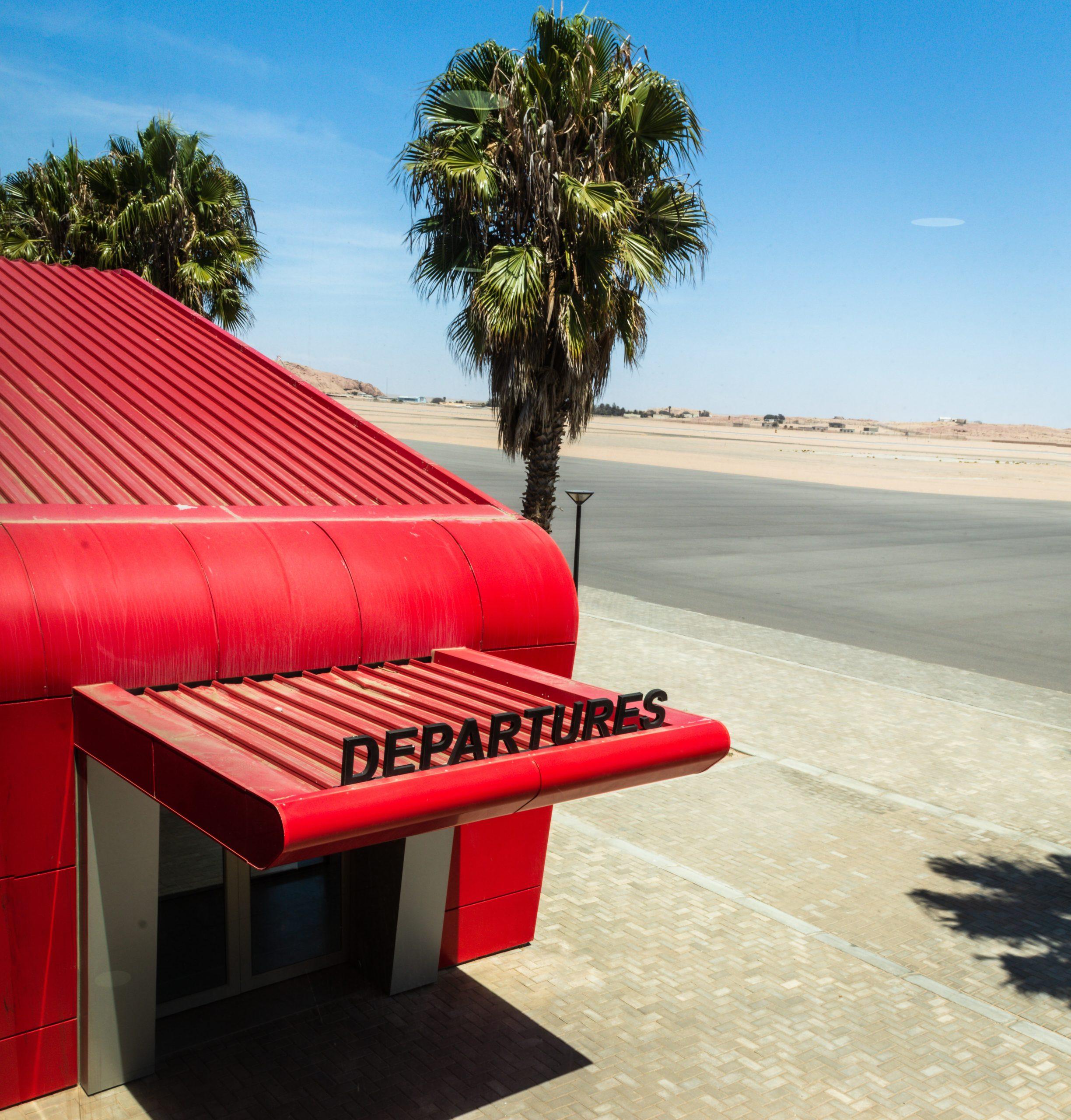 Departures at Bospar